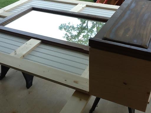 Dresser to Mudroom Bench (3/6)