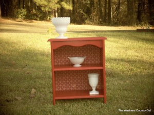 A Bookcase Table for Star Hill