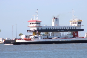 The Bolivar Ferry