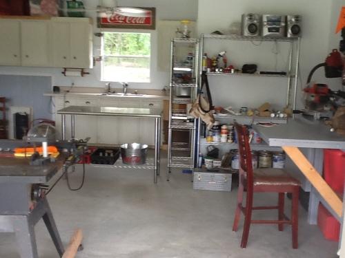 inside the garagemahal