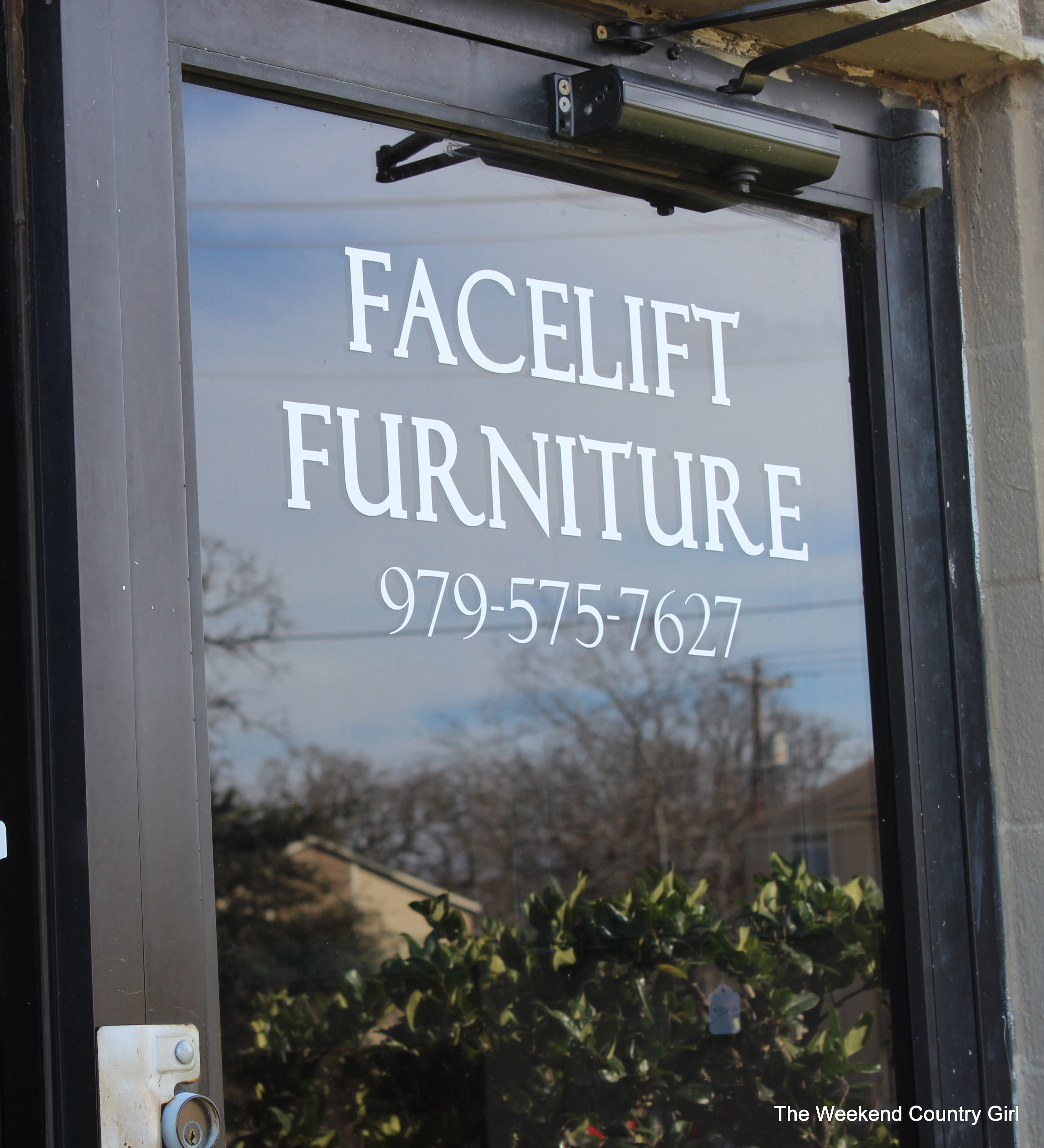 Visiting Facelift Furniture The Weekend Country Girl