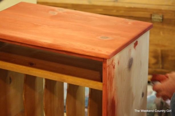 gel stain colors for wood
