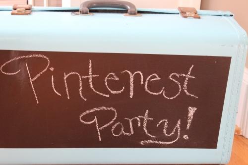 Pinterest suitcase