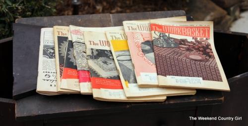 1960's crochet books
