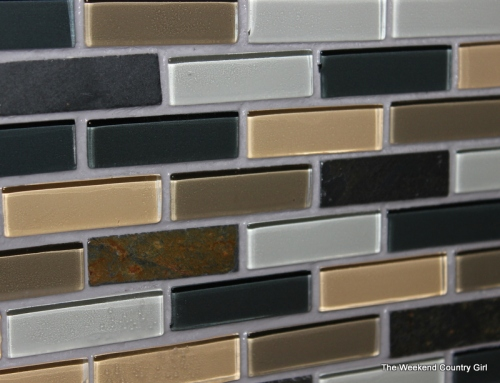 gray grout