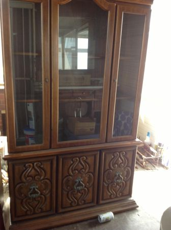 1970 S Fabulous China Cabinet The Weekend Country Girl