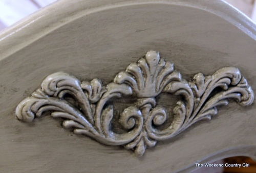French Provincial ornate