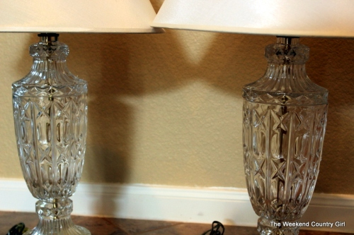 goodwill crystal lamps
