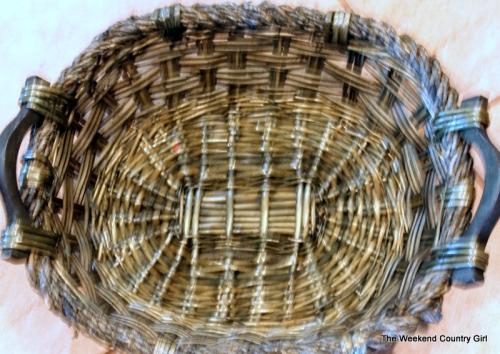 goodwill woven basket