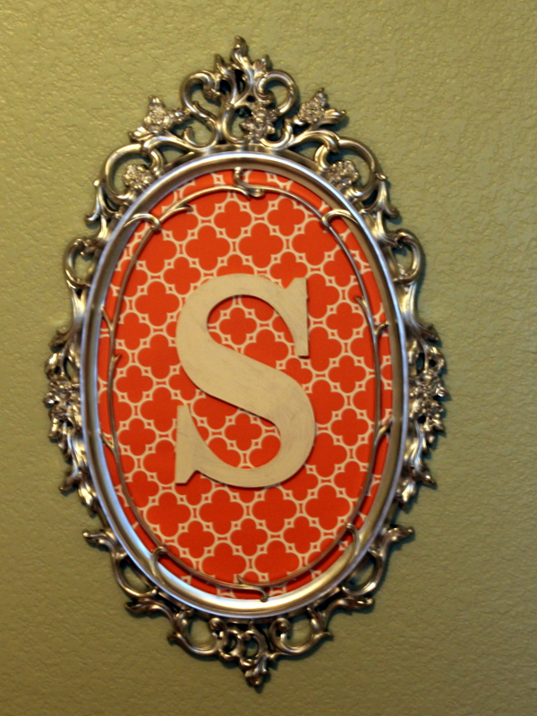 Ornate Mirror6