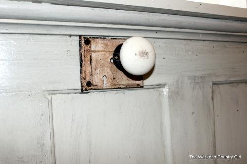 door headboard