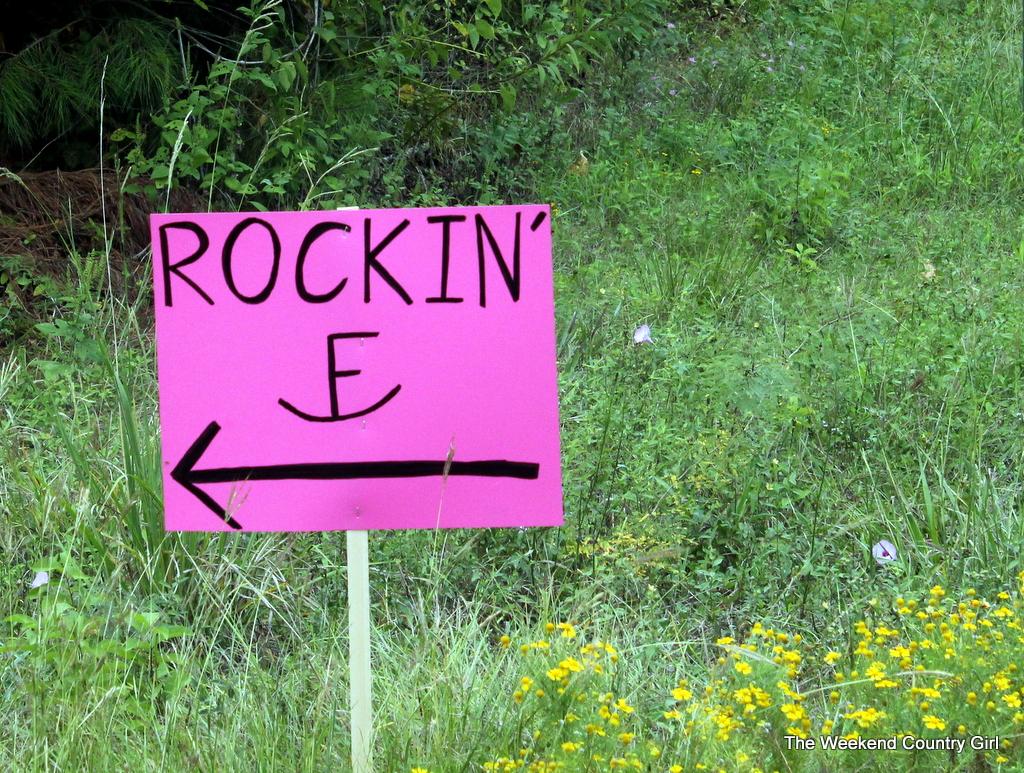rockin f