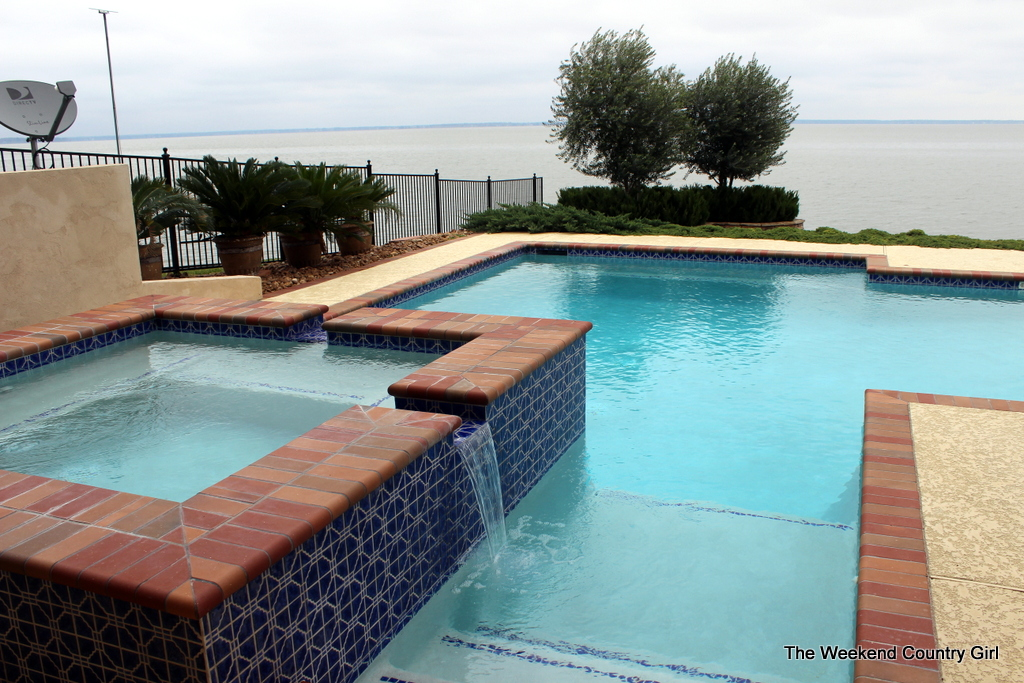 house three pool