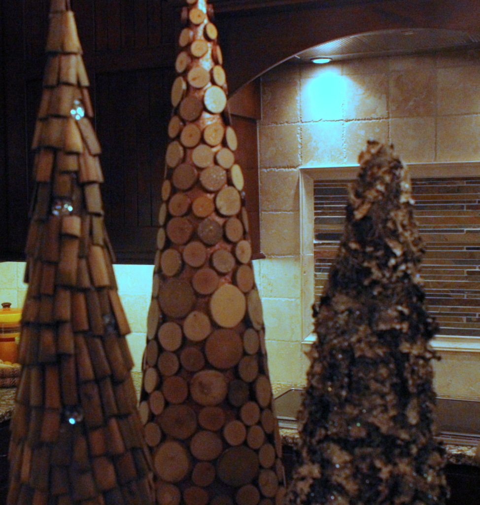 "Unconventional Christmas Trees 7 unconventional christmas ""trees"" 