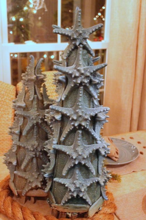 starfish Chrismas Trees