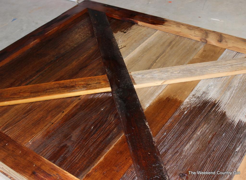 Building A Sliding Barn Door