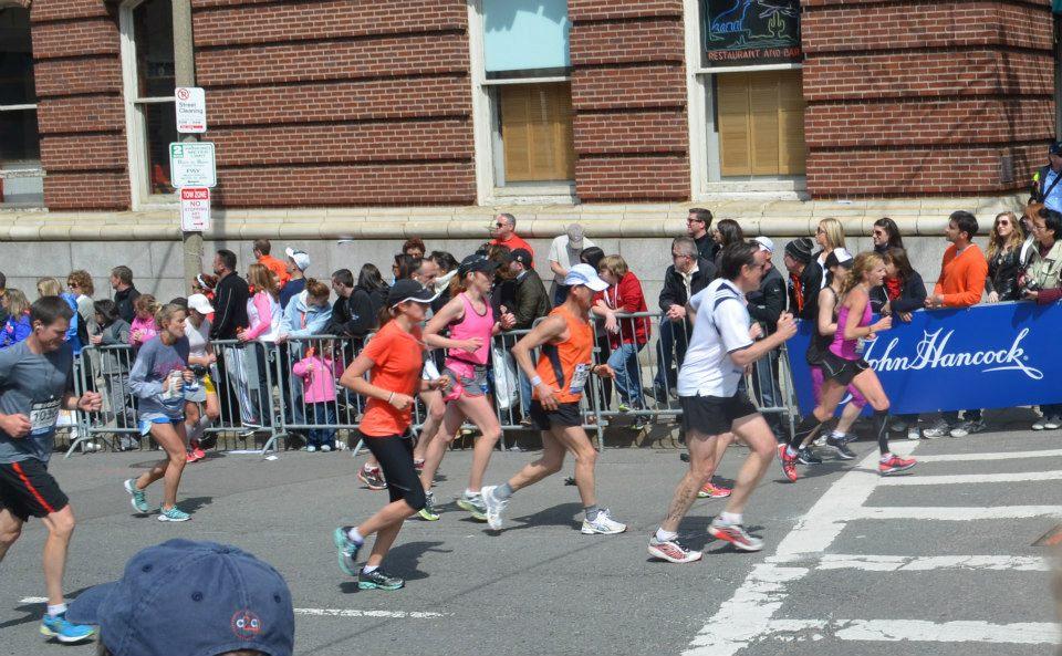 Rachel Boston Marathon