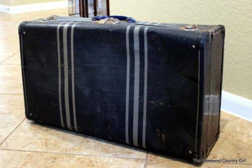 dad's suitcase