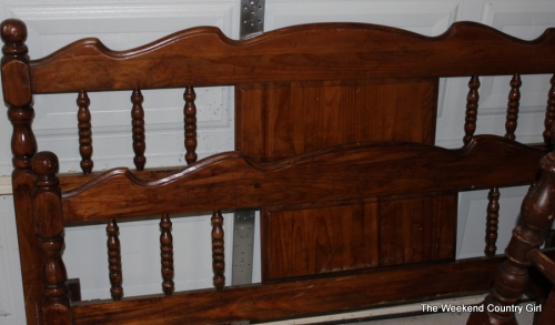 headboards into benches