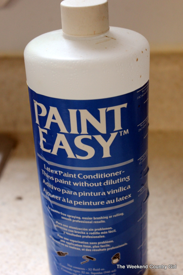 how to use paint conditioner