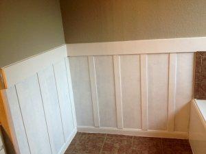 primed walls
