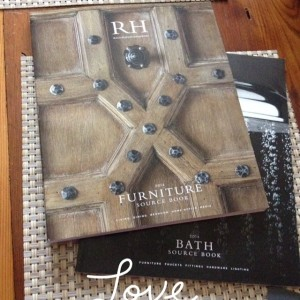 Restoration hardware look