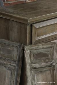 Restoration Hardware cabinet doors