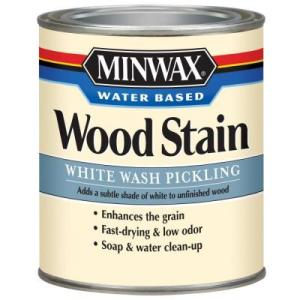 minwax pickling stain