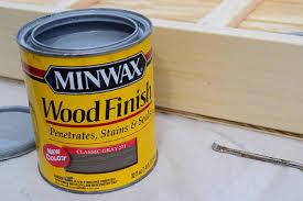 minwax weathered oak