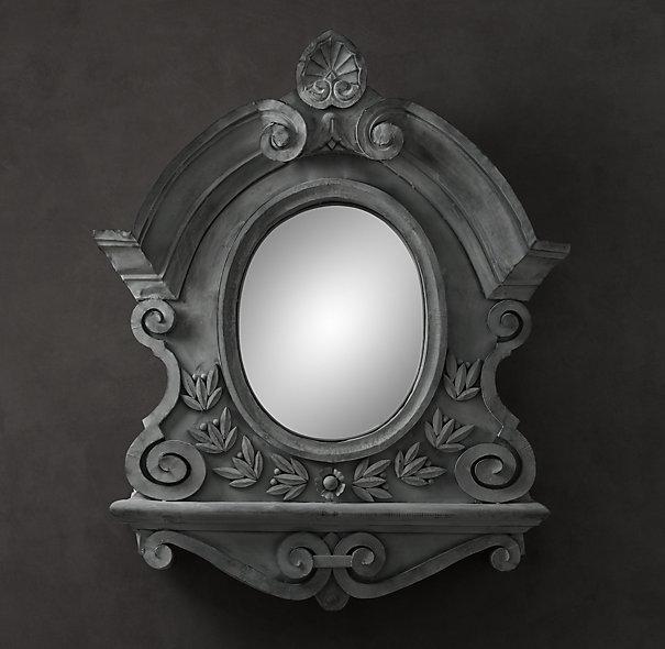 Zinc Mirror