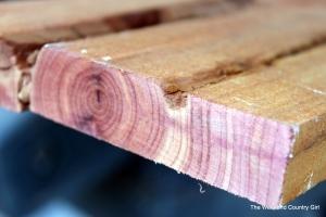 cedar boards