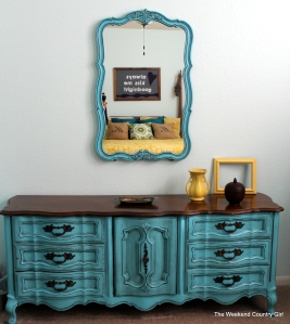 french provincial and wood