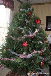 plantation christmas tree